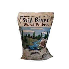 Still River Hardwood Wood Pellets, 40 Lbs Bag
