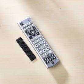 VELCRO Brand 90075 Fastener, 3/4 in W, 3-1/2 in L, Nylon, Black, Rubber Adhesive
