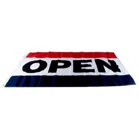 Valley Forge OPEN Flag 3'x5'