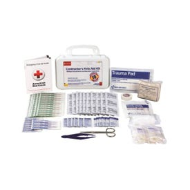 First Aid Only 9301-25P First Aid Kit, 178-Piece