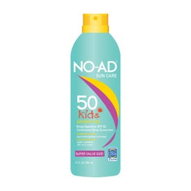 NO-AD 291 Continuous Spray, Liquid, Clear Yellow, Coconut, Watermelon, 10 oz Carded