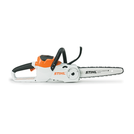 STIHL MSA 120 C-BQ 12in Battery Chainsaw. Unit Only. Battery and Charger can be Purchased Separately or as a Combined Set with Tool.