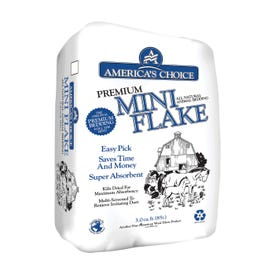America's Choice 483.0P2MINIAC Flake Bedding