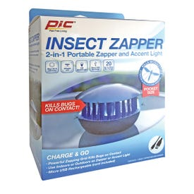 Pic PBZ Insect Zapper, Gray