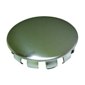 Plumb Pak PP815-11 Faucet Hole Cover, Snap-In, Stainless Steel, For: Sink and Faucets