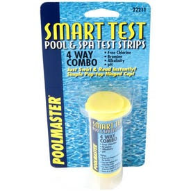 Robelle Industries Smart Test 4 Way Combo Pool and Spa Strips