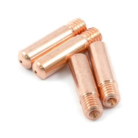Forney Tweco Style 60171 MIG Contact Tip, 0.03 in Tip, Copper