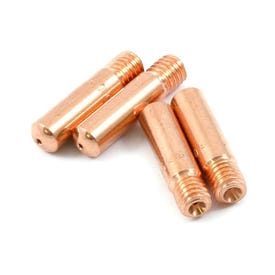 Forney Tweco Style 60172 MIG Contact Tip, 0.035 in Tip, Copper