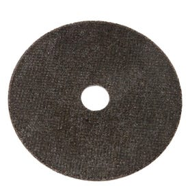 Forney 71851 Cutting Wheel, 4 in Dia, 1/16 in Thick, 5/8 in Arbor, 24 Grit, Coarse, Silicone Carbide Abrasive
