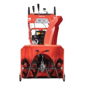 DR PRO 24 SB13124DEN Snow Blower, OHV Engine, 2.3 qt Fuel Tank