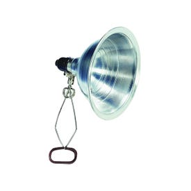 Powerzone ORCL050506B Clamp Light, Incandescent Lamp, 100 W, 6 ft L Cord