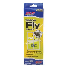 Pic FTRP Window Fly Trap, Solid, Characteristic