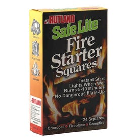 Rutland Products Fire Starters