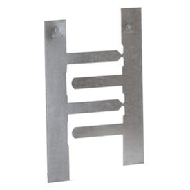 RACO 8977 Switch Box Support, Steel, Wall Mounting