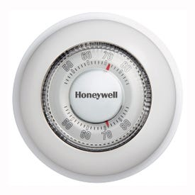 Honeywell CT87K Non-Programmable Thermostat, 24 V
