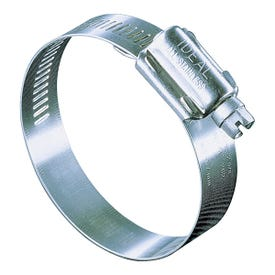 IDEAL-TRIDON Hy-Gear 68-0 Series 6812053 Worm Gear Hose Clamp, Stainless Steel