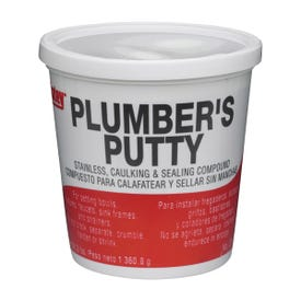 Oatey 31166 Plumber's Putty, Solid, Off-White, 14 oz