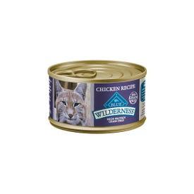 Blue Buffalo 596766 Cat Food, Chicken Flavor, 5.5 oz Can