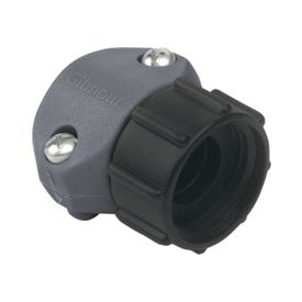 Gilmour 801004-1002 Hose Coupling, 5/8 x 3/4 in, Female, Polymer