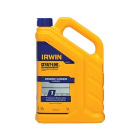 IRWIN STRAIT-LINE 65101ZR Marking Chalk, Blue, Temporary