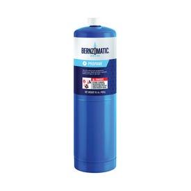 BernzOmatic 304182 Propane Hand Torch Cylinder, Gasoline, 14.1 oz
