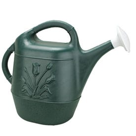 Union Products 63065 Watering Can, 2 gal Can, Polyethylene, Hunter Green