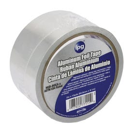 IPG 9200 Foil Tape, 10 yd L, 2 in W, 3 mil Thick