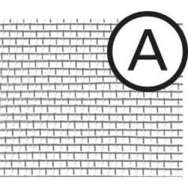 ADFORS New York Wire 13105 Screen Wire, 7 ft L, 36 in W, Aluminum, Charcoal