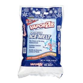Vaporizer Premium Blend Ice Melt, 20 Lb. Bag