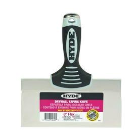 Marshalltown 3508D Taping Knife, 8 in W Blade, 3 in L Blade, Steel Blade, DuraSoft Handle
