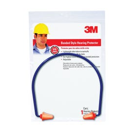 3M TEKK Protection 90537-80025T Banded Hearing Protector