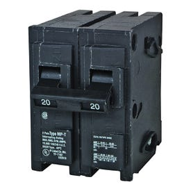 Siemens MP220 Circuit Breaker with Insta-Wire, Type MP-T, 20 A, 2-Pole, 120/240 V, Plug-In Mounting