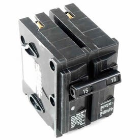 Siemens Murray MP215 Circuit Breaker with Insta-Wire, Type MP-T, 15 A, 2-Pole, 120/240 V, Thermal Magnetic Trip