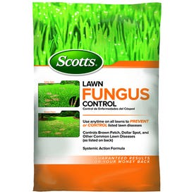 Scotts 7676182 DiseaseEx 37610 Lawn Fungicide, Solid, Brown, 10 lb Bag