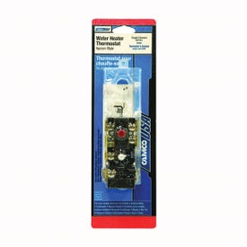 CAMCO 07843 Water Heater Thermostat, 120 V, 110 to 160 deg F
