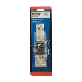 CAMCO 07723 Water Heater Thermostat, 240 V, 110 to 160 deg F