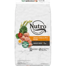 NUTRO™ NATURAL CHOICE™ Adult Chicken & Brown Rice Recipe 40LB