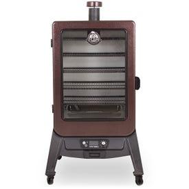 PIT BOSS 5 Series 77550 Wood Pellet Vertical Smoker, 1657 sq-in Total Cooking, 20,700 Btu BTU