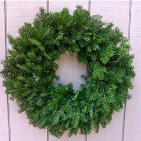 Maine Plain Wreath
