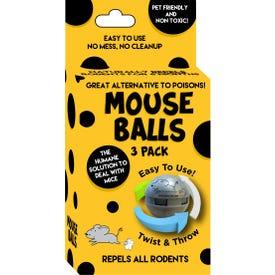 Mouse Repellent Balls, 3 pk.