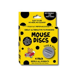Layer One Mouse Repellent Discs 4 pack