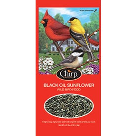 Black Oil Sunflower Seed Bird Food, 40Lb