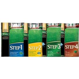 Scotts® 4 Step® Program, 15000 sq. ft.