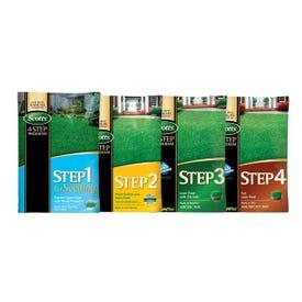 Scotts® 4 Step® Program for Seeding, 5000 sq. ft.