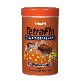 Tetra TetraFin 16140 Fish Food Flakes, Goldfish, 7.06 oz
