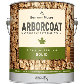 Benjamin Moore® Arborcoat® Deck and Siding Stain