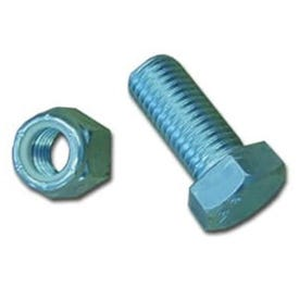 GREAT NORTHERN DOCKS 9092 Hinge Bolt with Nylock Nut
