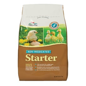 Manna Pro 1593326 Chick Starter Feed, Crumble, 5 lb