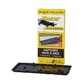 TOMCAT 32424 Glue Board, 9-3/4 in L, 4-3/4 in W