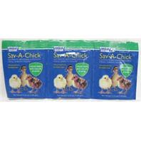 Sav-A-Chick 01-7451-0202 Electrolyte and Vitamin Supplement, 0.25 oz Pack